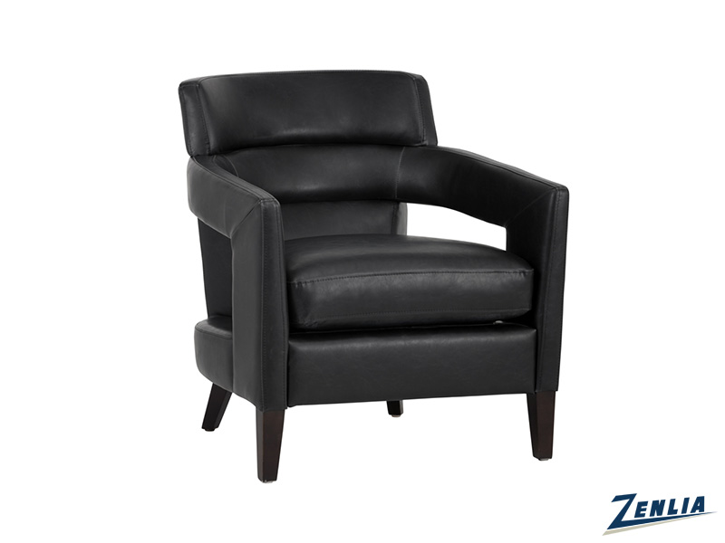 bloo-arm-chair-black-image