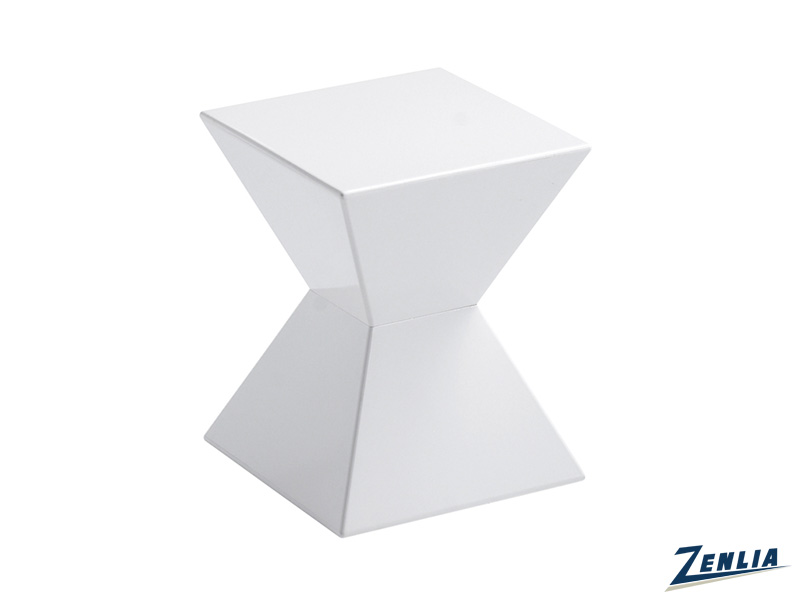 rocc-white-end-table-image