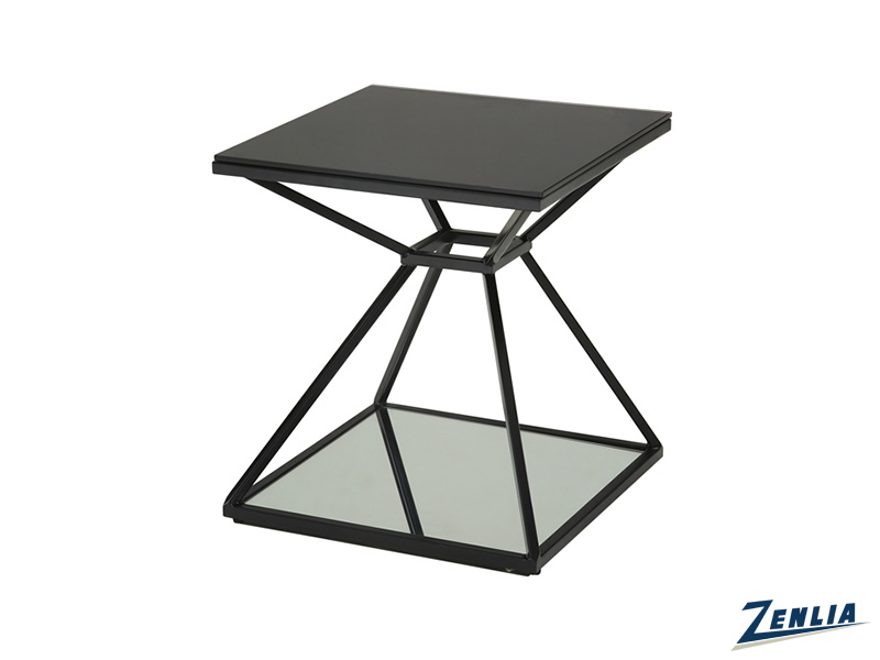 Wedg End Table
