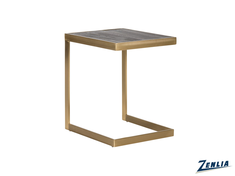 Sedo Gold Side Table