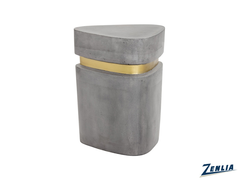 Artu Concrete End Table