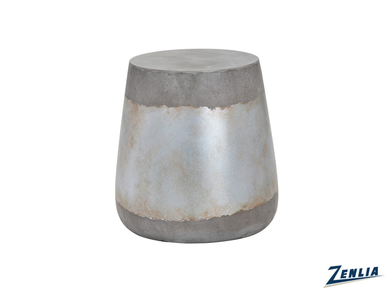 Ari Concrete End Table
