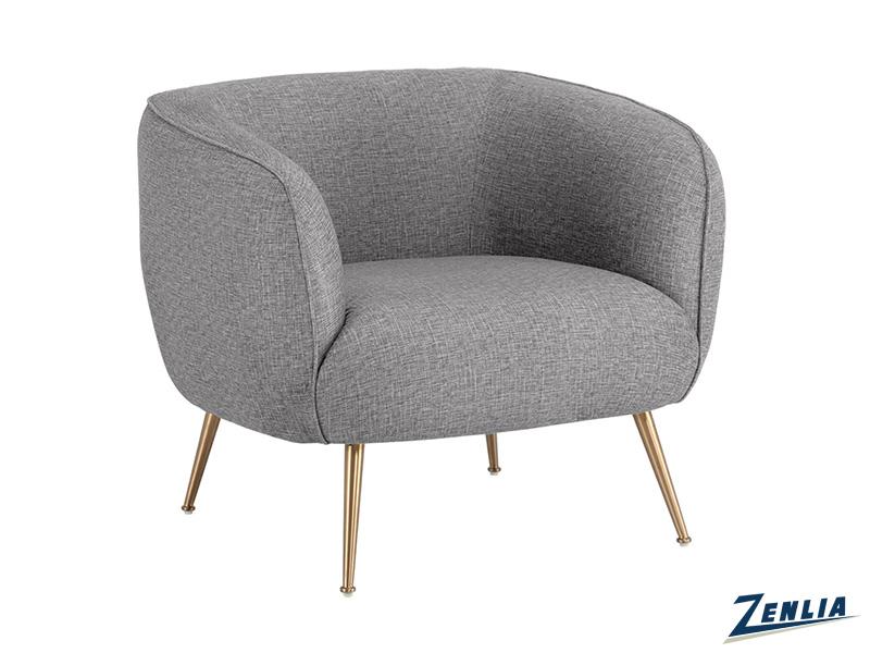 Ama Chair Misty Grey