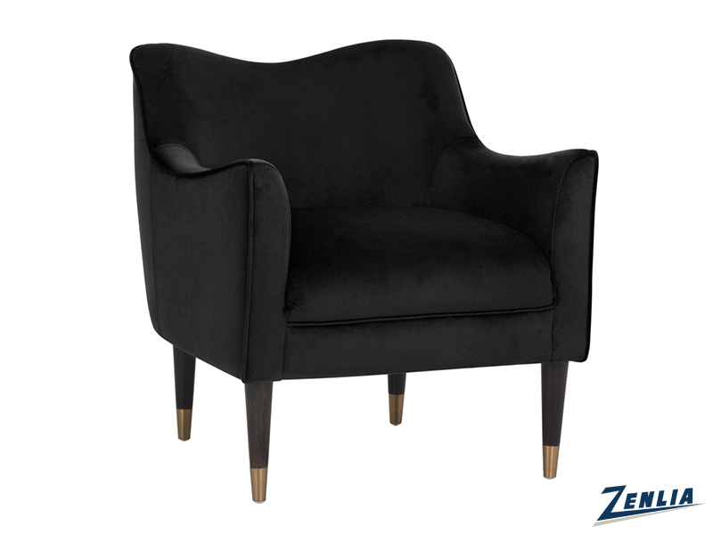 bow-lounge-chair-black-image