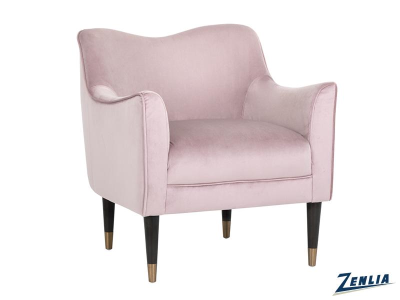 Bow Chair Blush Sky