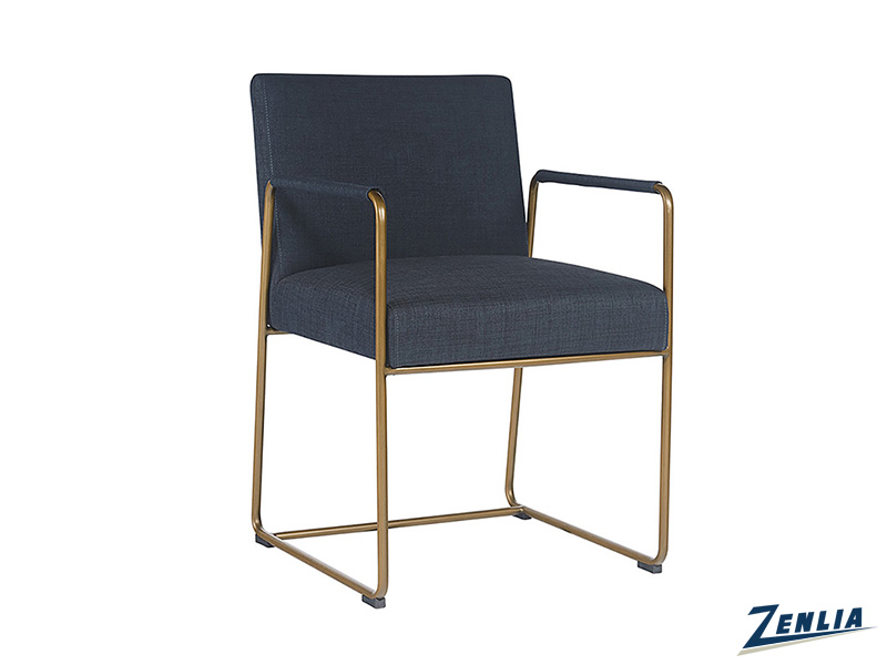 Balf Arm Chair Arena Navy