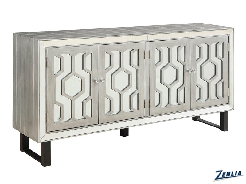 225-84 Four Door Cabinet