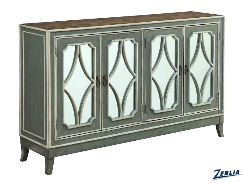137-15 Mirrored Cabinet