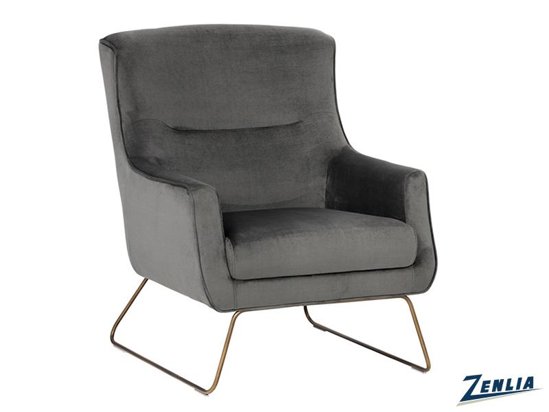 Hol Lounge Chair - Piccolo Pebble