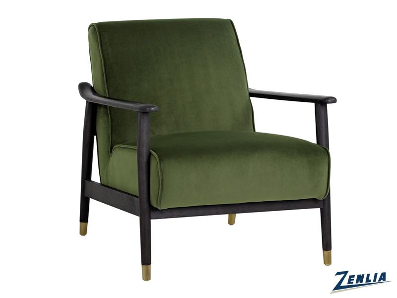 Kell Chair - Moss Green
