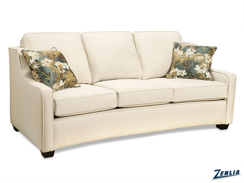 9670 Curved Sofa