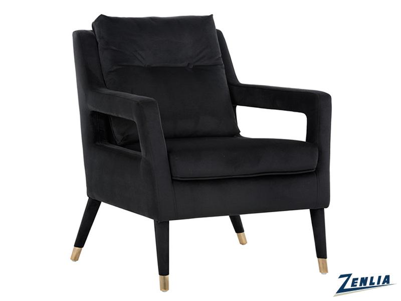 Oxfo Occasional Chair - Piccolo Black