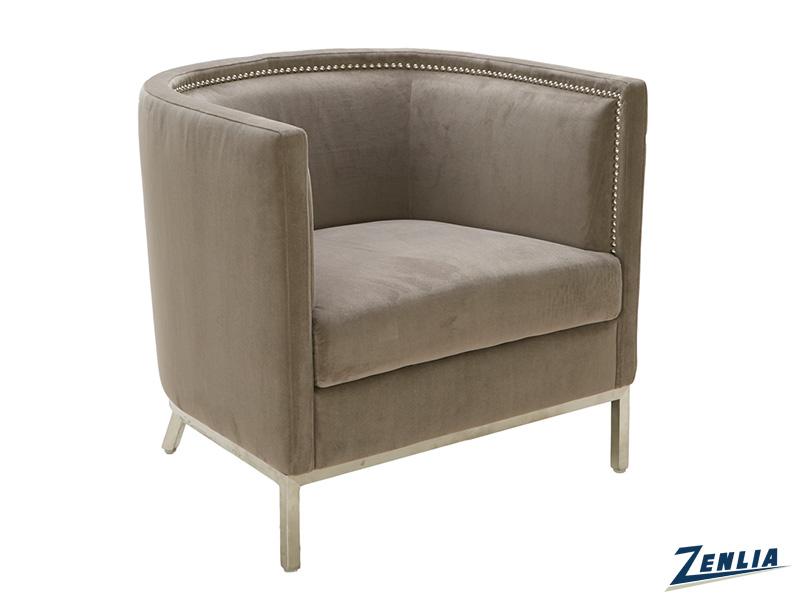 Wal Armchair - Grey