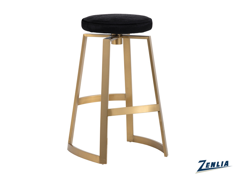 Hend Swivel Stool