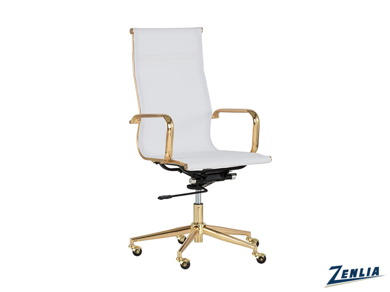 Alex Office Chair - White