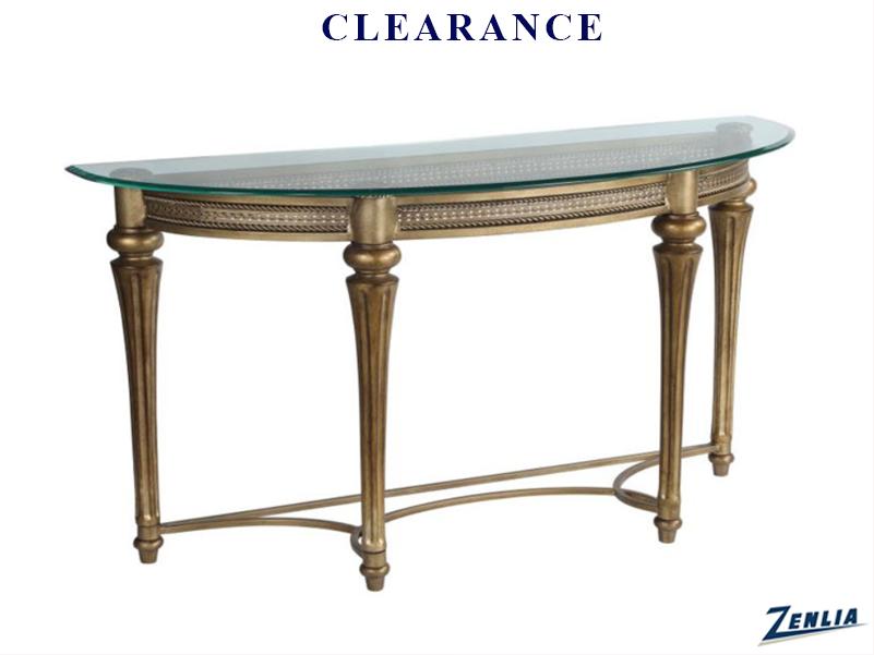 Gall Sofa Table On Clearance