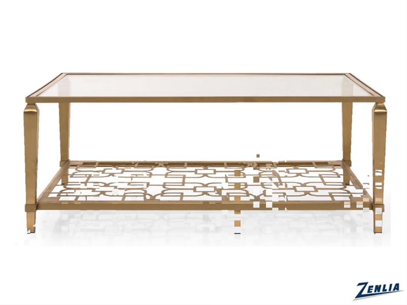 Elis Glass Coffee Table