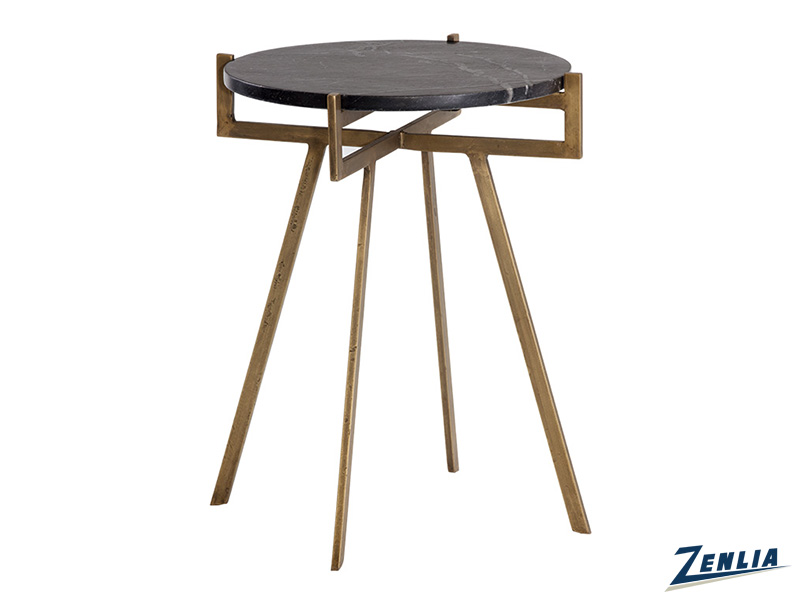 Ana Concrete End Table