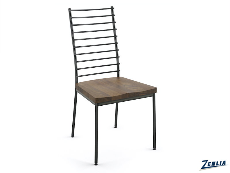 Lis 332 Wood Seat Chair