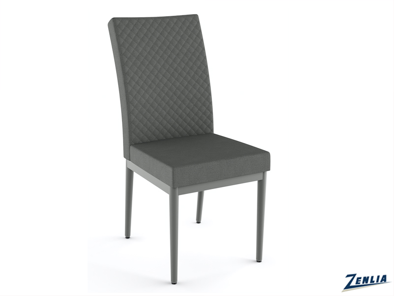Marlo Chair With Quilted Fabric