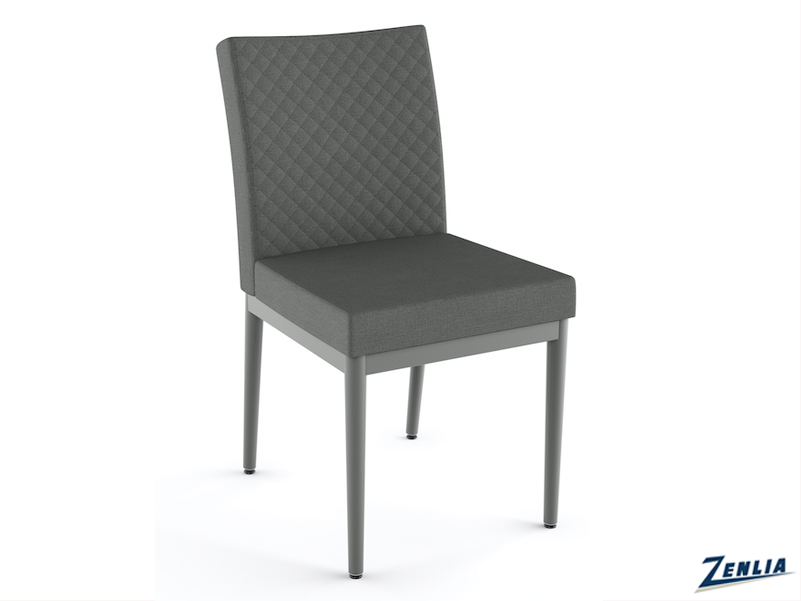Melro Chair With Quilted Fabric