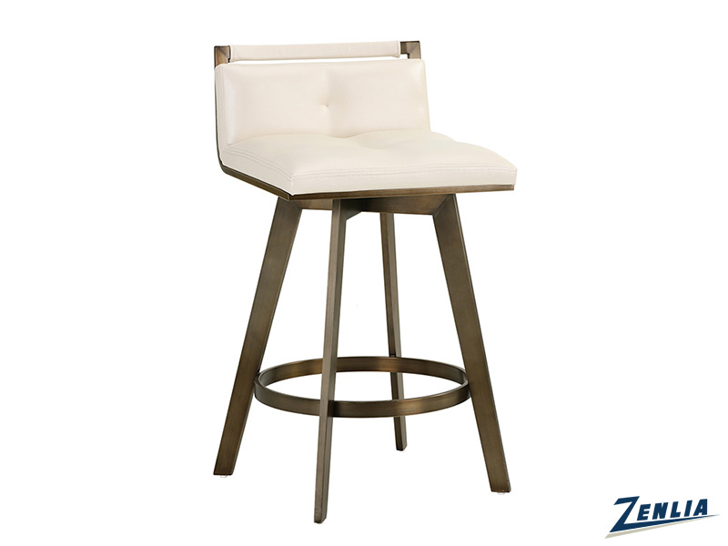 Arizo Stool In Castillo Cream