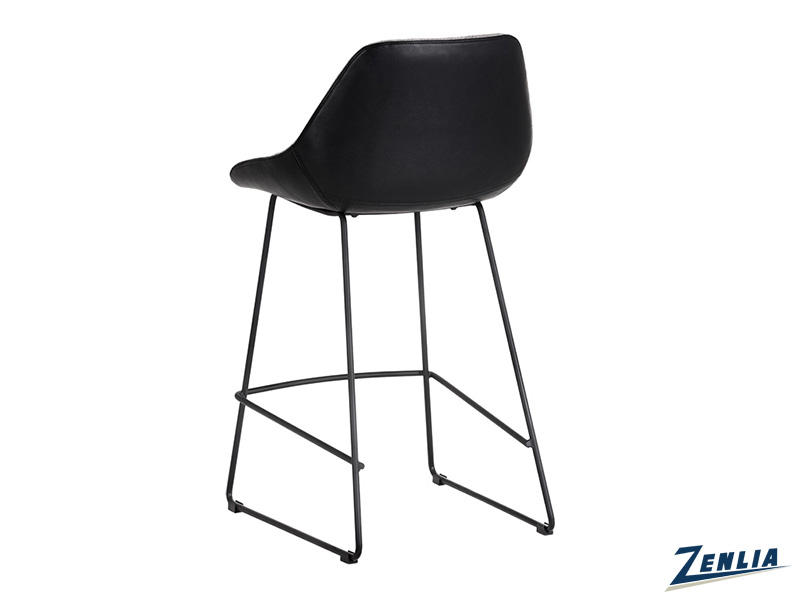 Mcc Stool In Grey And Black