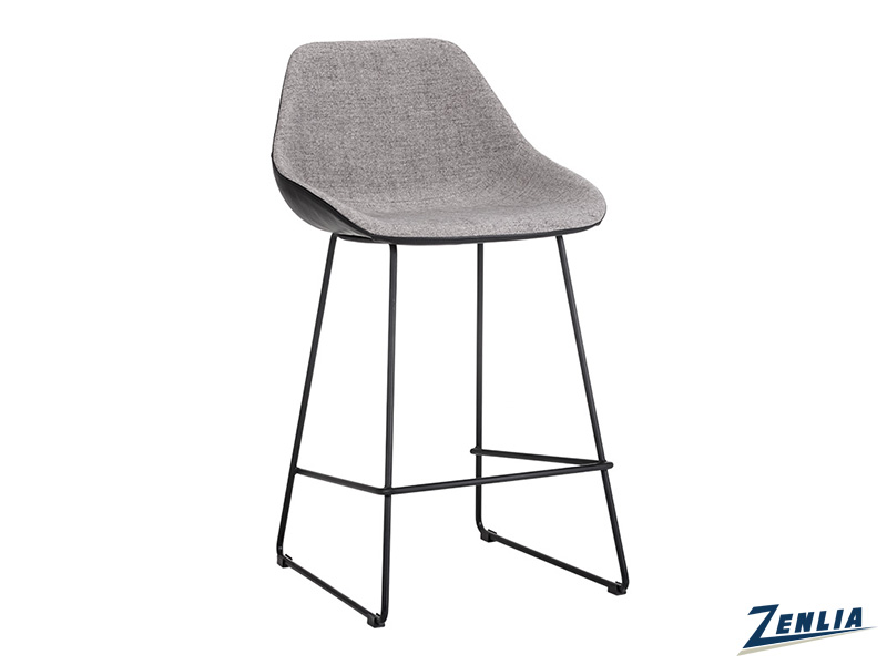 mcc-counter-stool-grey---black-image