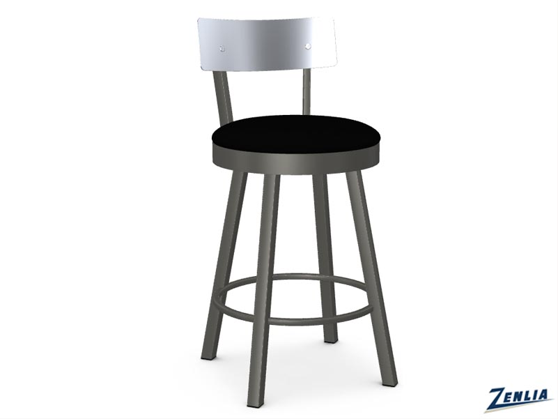 laur-swivel-stool-stainless-steel-back-image