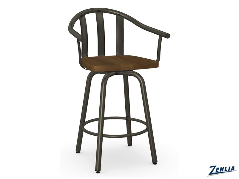 style-40-491-metal-wood-swivel-stool-image