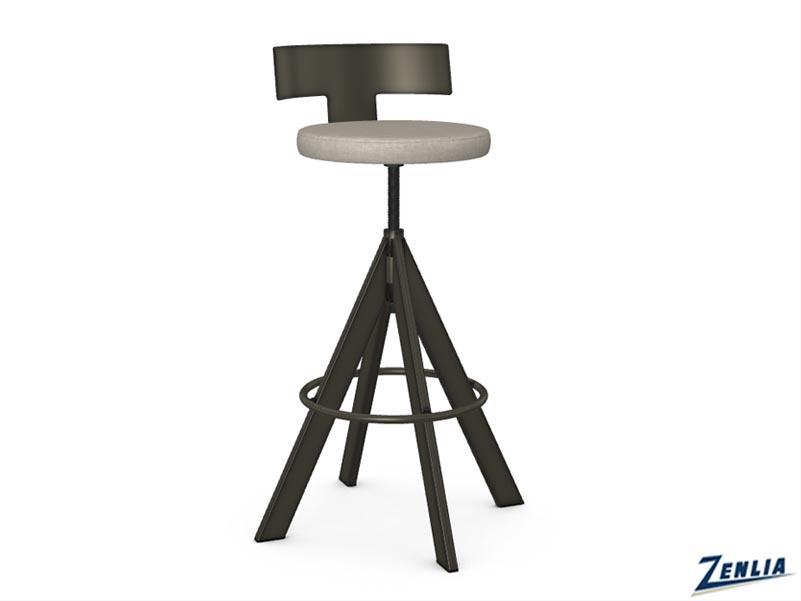 style-40-614-metal-fabric-non-swivel-stool-image