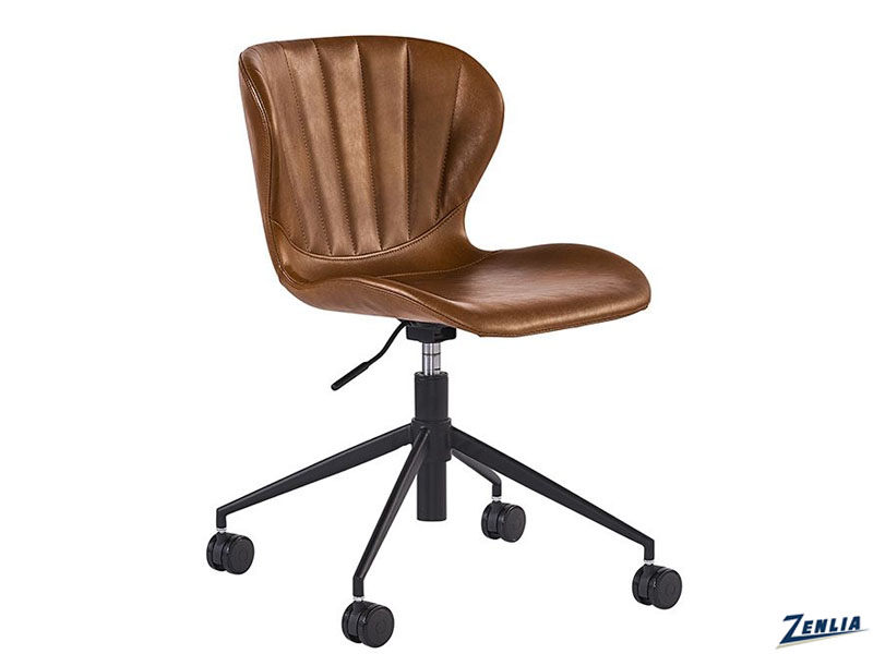 arabel-office-chair-cognac-image