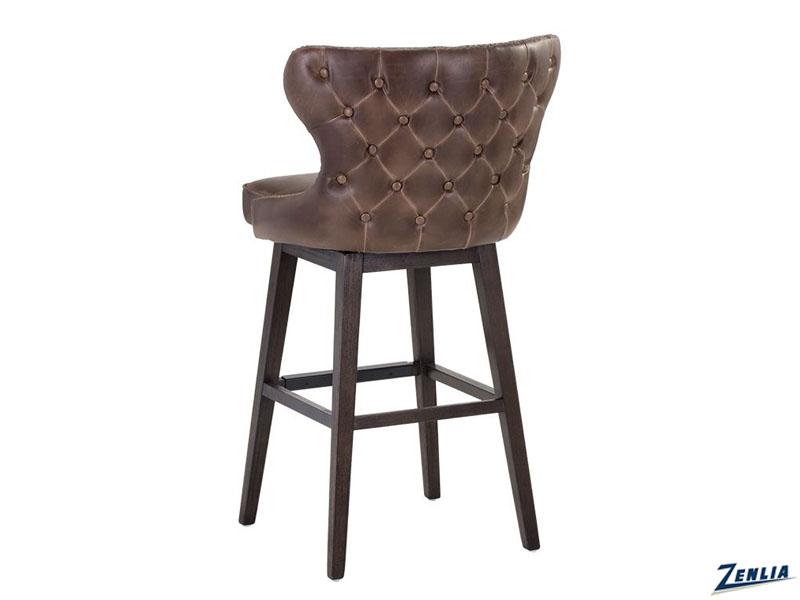 aria-bar-stool-dark-brown-image