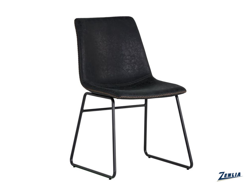 call-dining-chair-black-image