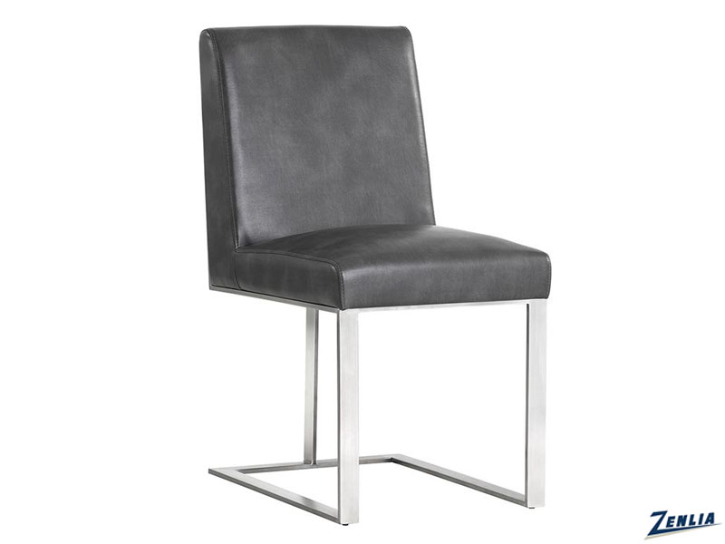dea-dining-chair-magnetite---s-steel-image