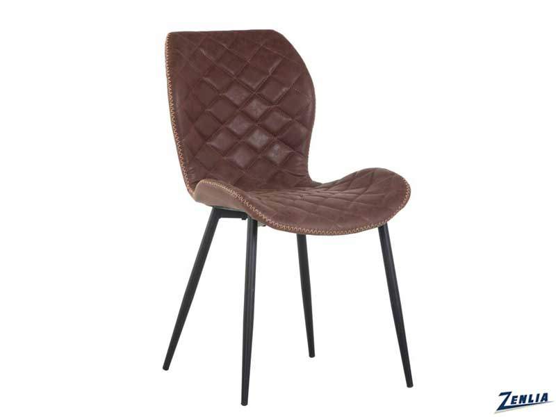 lyl-dining-chair-black---brown-image