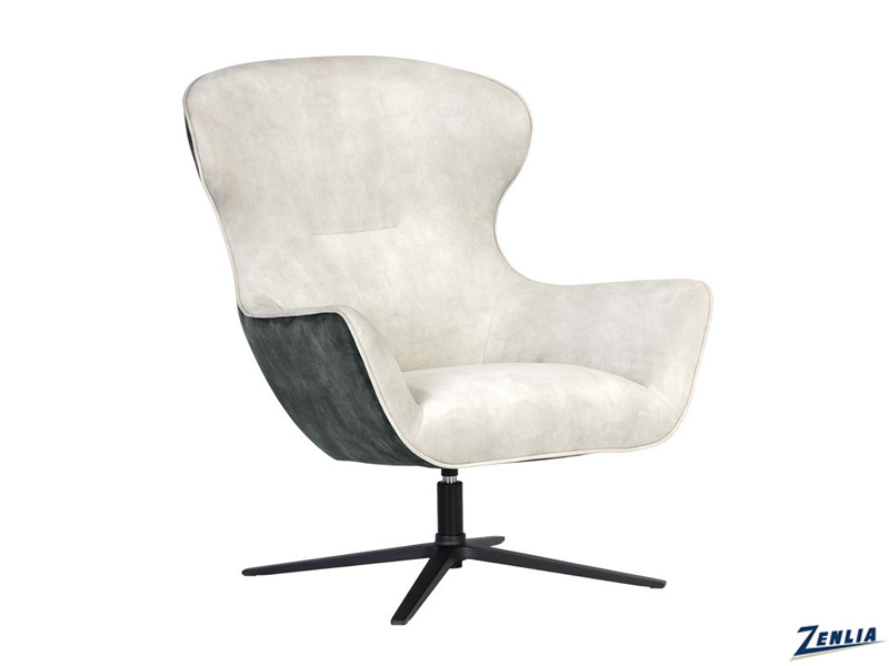 well-lounge-chair-cream---green-image