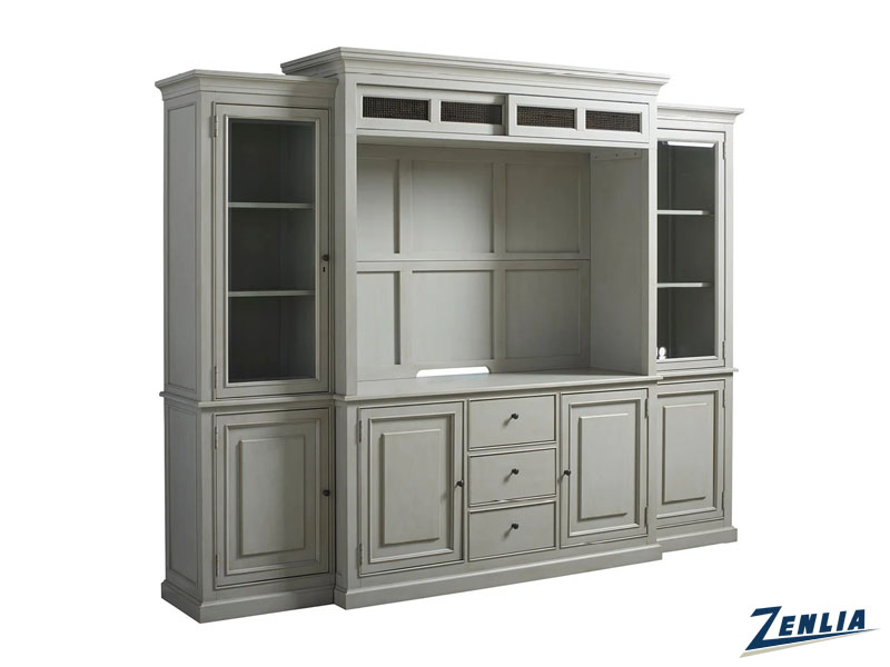 summ-entertainment-console-with-hutch-grey-image