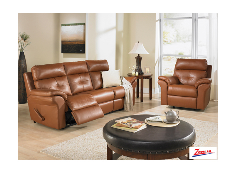 4037 Reclining Sofa Set