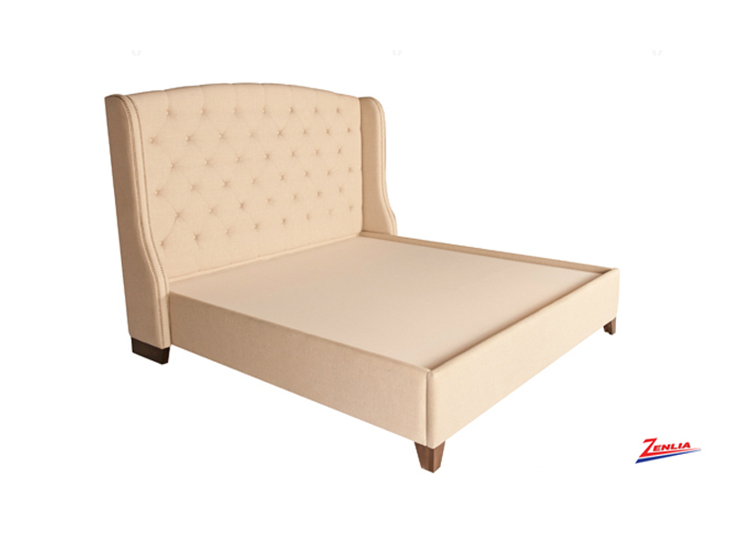 Sutt Upholstered Bed