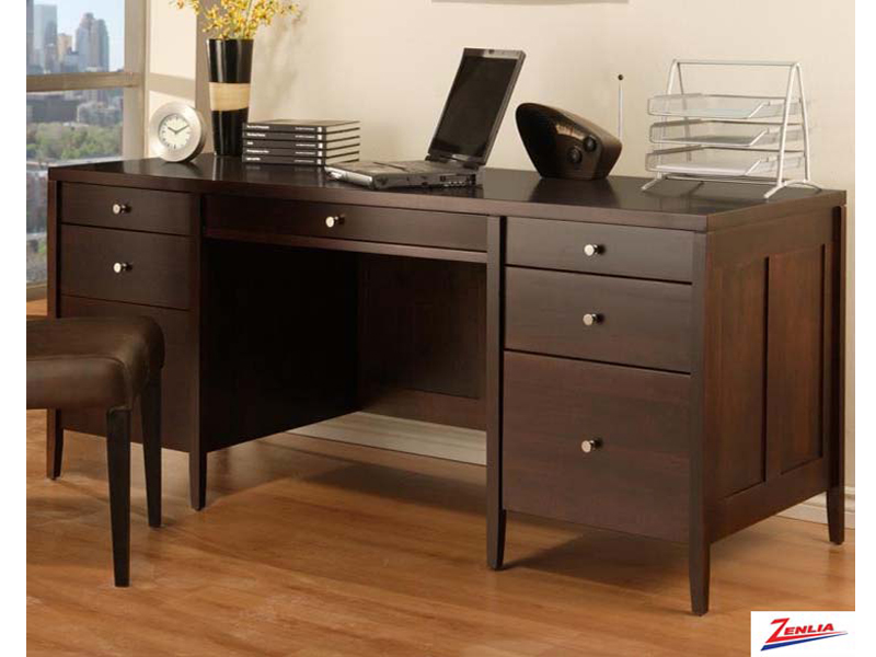 Tranq Executive Desk 72 Inch