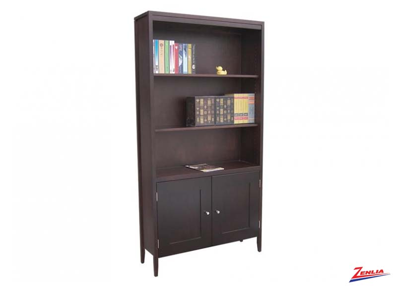 Tranq Book Case With Door