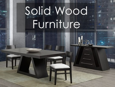 solid wood mennonite furniture toronto